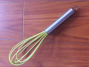 Silicone Egg Whisk & Kitchen Tools FDA&LFGB (SY4005) pictures & photos