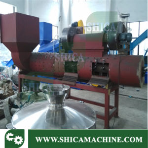 200kg/H Small Type Pet Bottle Label Remover pictures & photos