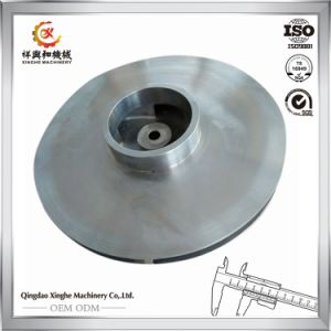 Stainless Steel Flywheel Customized Precision Casting Flywheel pictures & photos