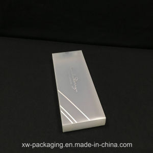 Custom Frosted Plastic Folding Box for Blister Packaging pictures & photos