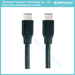 USB 3.1 Data Sync Type C Cable for Tablet/Mobile Phones pictures & photos
