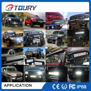 300W Spot LED Light Bar Car Worklight Lamp Truck Boat Offroad 24V pictures & photos