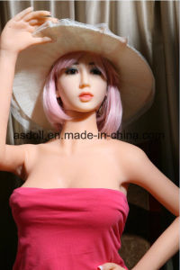 Agent Wanted Ce Certification 165cm Silicone Real Sex Pleasure Doll pictures & photos
