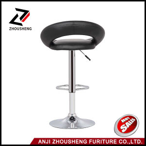 Black Hot Sale Bar Chair Home Furniture Zs-603 pictures & photos