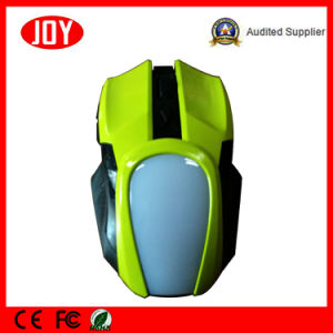 Colorful LED 6D Optical Mouse Computer Gaming Wired Mice pictures & photos