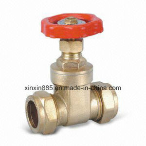 Gate Valve with Compression End pictures & photos