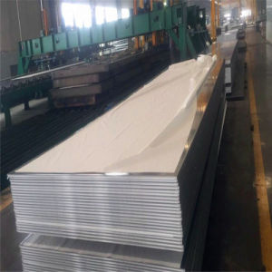 6061 Aluminum Plate for Inner and Outer Siding pictures & photos