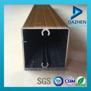 Factory Direct Sale Rectangle Square Tube 6063 Aluminium Profile pictures & photos