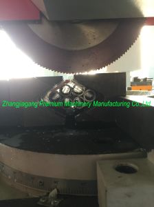 Larger Diameter 120mm Plm-Qg425CNC Automatic Tube Cutting Machine pictures & photos
