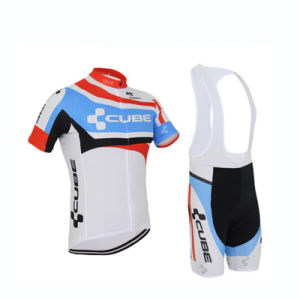 The New Outdoor Moisture-Wicking Short Sleeve Sling Cycling Clothing pictures & photos