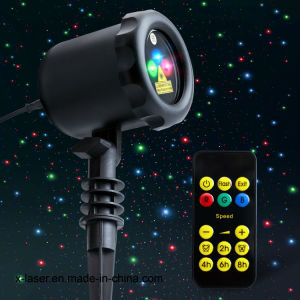 Outdoor Star Projector Shower Laser Christmas Lights pictures & photos
