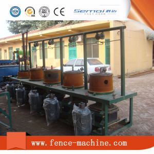 Stretching Steel Wire Rod Straight Line Wire Drawing Machine pictures & photos