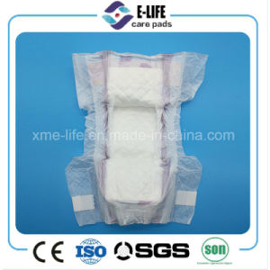 Hot Cheap PE Tape Baby Diaper Manufacturer pictures & photos