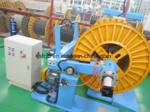 FC-1250 Core Wire Active Motor Controlled Pay-off Machine pictures & photos