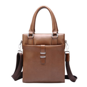 Fancy Genuine Calfskin Leather Professional Shoulder Bag pictures & photos
