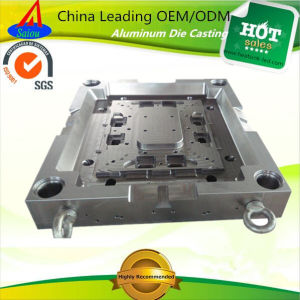 CNC Machining of Street Light Housing pictures & photos