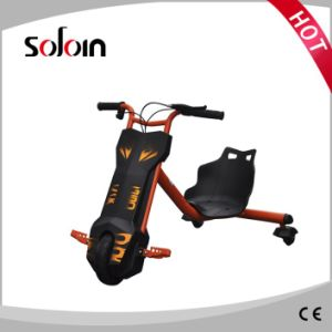 12V 100W Kids Toy Foldable Balance Electric Scooter (SZE100S-2) pictures & photos