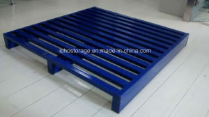 Customized Warehouse Storage Powder Coated Heavy Duty Steel Metal Pallet pictures & photos
