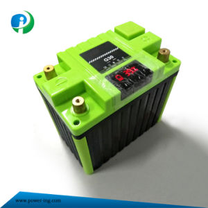 12V/17.5ah Starting Li-ion Battery Packs with 18650 for Car pictures & photos