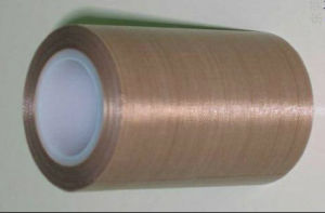 Hot Sale PTFE Coated Fiberglass Adhesive Tape pictures & photos