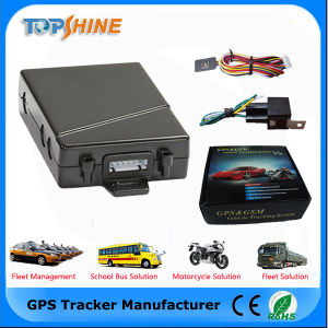 Dual SIM GPS Tracker Two Way Communication Free Tracking Platform pictures & photos