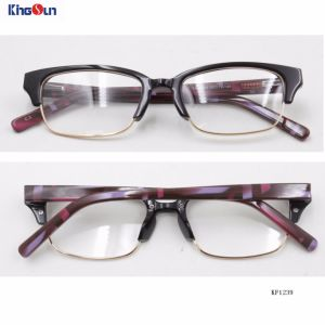 Fashion and Top New Acetate Frames Kf1239 pictures & photos