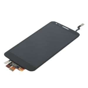 LCD Display Touch Screen Digitizer Assembly Frame for LG D802 Black LCD Screen pictures & photos