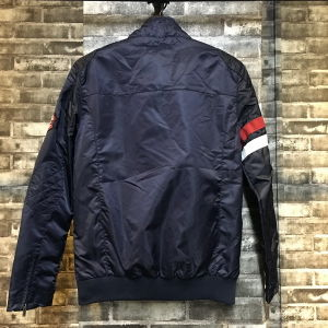 Constrast Strip New Men Bomber with Elastic Rib pictures & photos