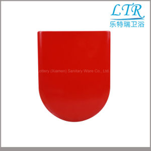 Bathroom Sanitary Quick Release Colored Toilet Seat Cover pictures & photos