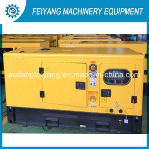 Silent Diesel Generator Set 235kVA 240kVA 265kVA pictures & photos