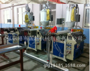 Polyamide PA66GF25 Insulation Strip Production Line pictures & photos