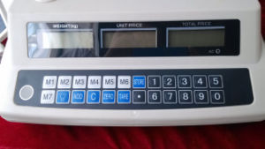 Hy-888 China Electronic Price Computing Scales pictures & photos