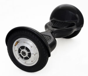 10 Inch Rubber Tire Two Wheel Hoverboard Smart Balance Wheel pictures & photos