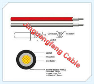 UL4703 Approved 8AWG Solar PV Cable pictures & photos
