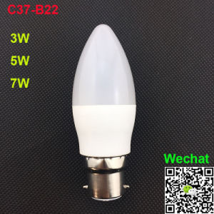 C37 3W B22 LED Lamps LED Lighting Lamps pictures & photos
