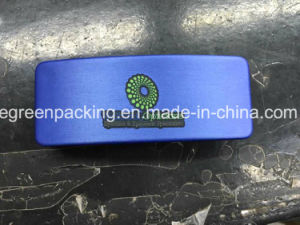 Eyeglasses Case with Custom Logo Covered Silk Leather, Gloss PU (SP4) pictures & photos