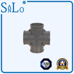 4 Way Pipe Fittings From China pictures & photos