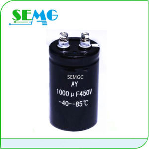 27000UF 160V Electronic Component High Temperature Super Capacitor pictures & photos