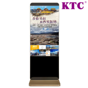 55 Inch Digital Signage with Ultra Thin Frame Design pictures & photos