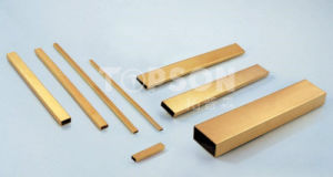 Welded/ Seamless Stainless Steel Rectangular Tube Color pictures & photos