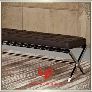 Stool (RS161805) Bar Stool Cushion Outdoor Furniture Hotel Stool Store Stool Shop Stool Living Room Stool Restaurant Furniture Stainless Steel Furniture pictures & photos