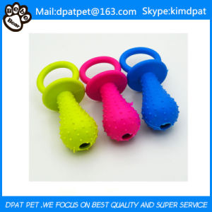 High Quality Rubber Pet Toy From Dpat Factory pictures & photos