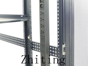 19 Inch Zt HS Series Open Frame Network Cabinet Enclosures Used in Micro-Module pictures & photos