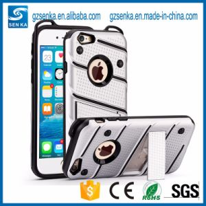 Phantom with Stand Shockproof Guangzhou Phone Case for iPhone 7 pictures & photos