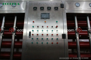 Reverse Osmosis Water Treatment System / Water Filter / Water Purification Plant pictures & photos