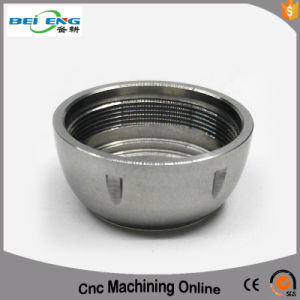 Customized CNC Machining Parts Stainless Steel Sleeve CNC Machining Service pictures & photos