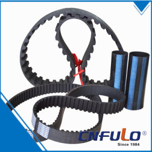 Industrial Timing Belt, Rubber Timing Belt, Curvilinear Tooth Timing Belt (174-3M-9) pictures & photos