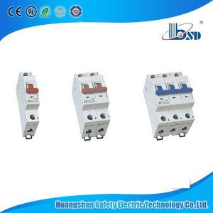 Low Voltage Mini Circuit Breaker, MCB with IEC Standard pictures & photos