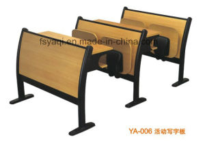 Combo School Chair with Folding Tablet (YA-002) pictures & photos
