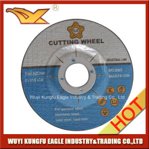 Resin Bond 4.5 Inch Abrasive Grinding Wheel pictures & photos